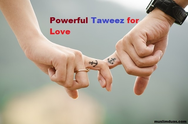 Taweez for Love